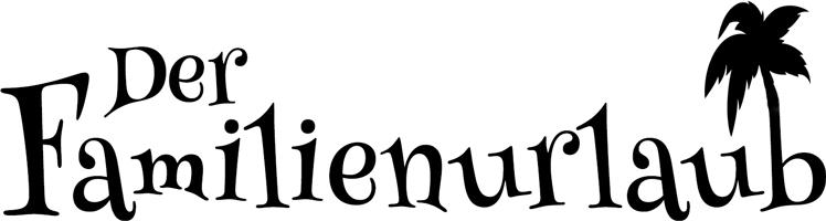 Der Familienurlaub | Logo | Gerhard Willi Willmann